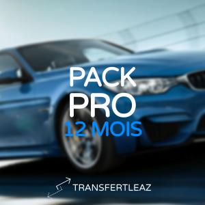 Pack pro 12 mois