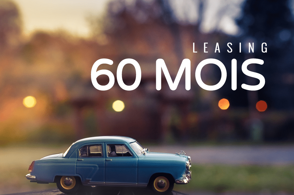 leasing 60 mois