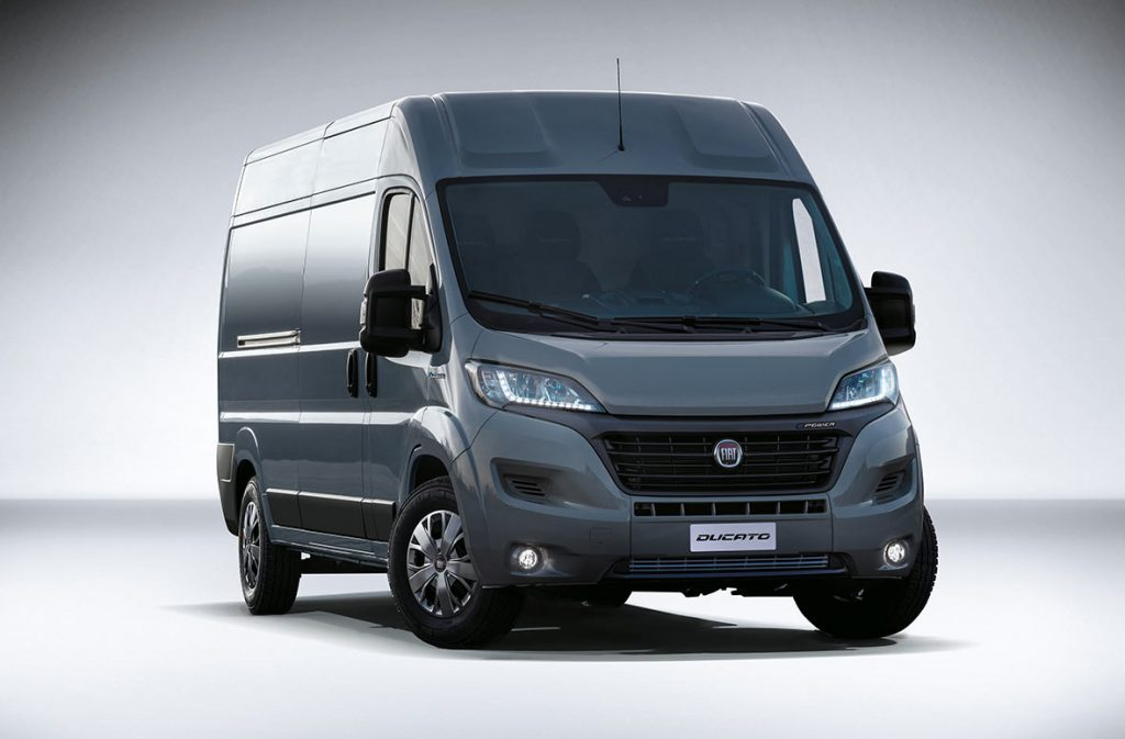 Fiat e-Ducato Electric