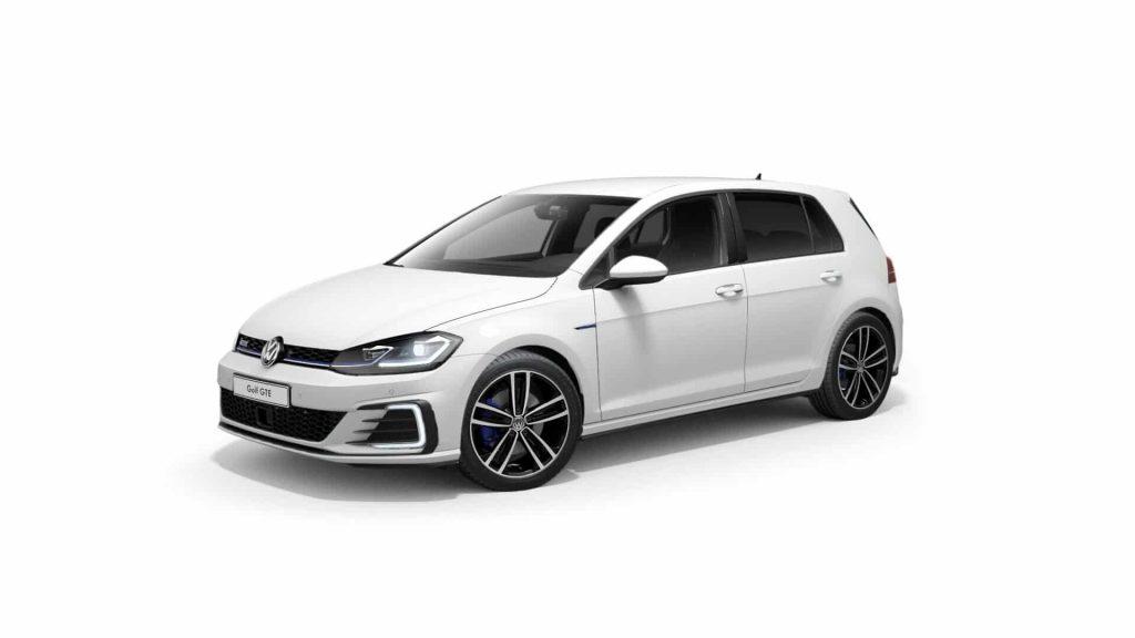 Volkswagen Golf GTE (hybride)