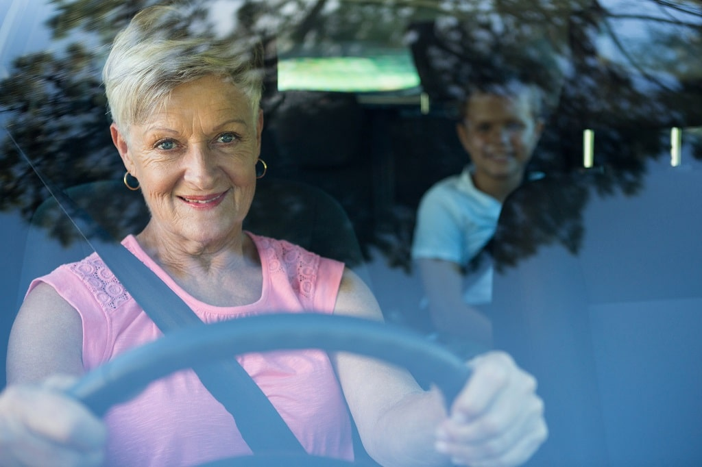 Assurance auto séniors